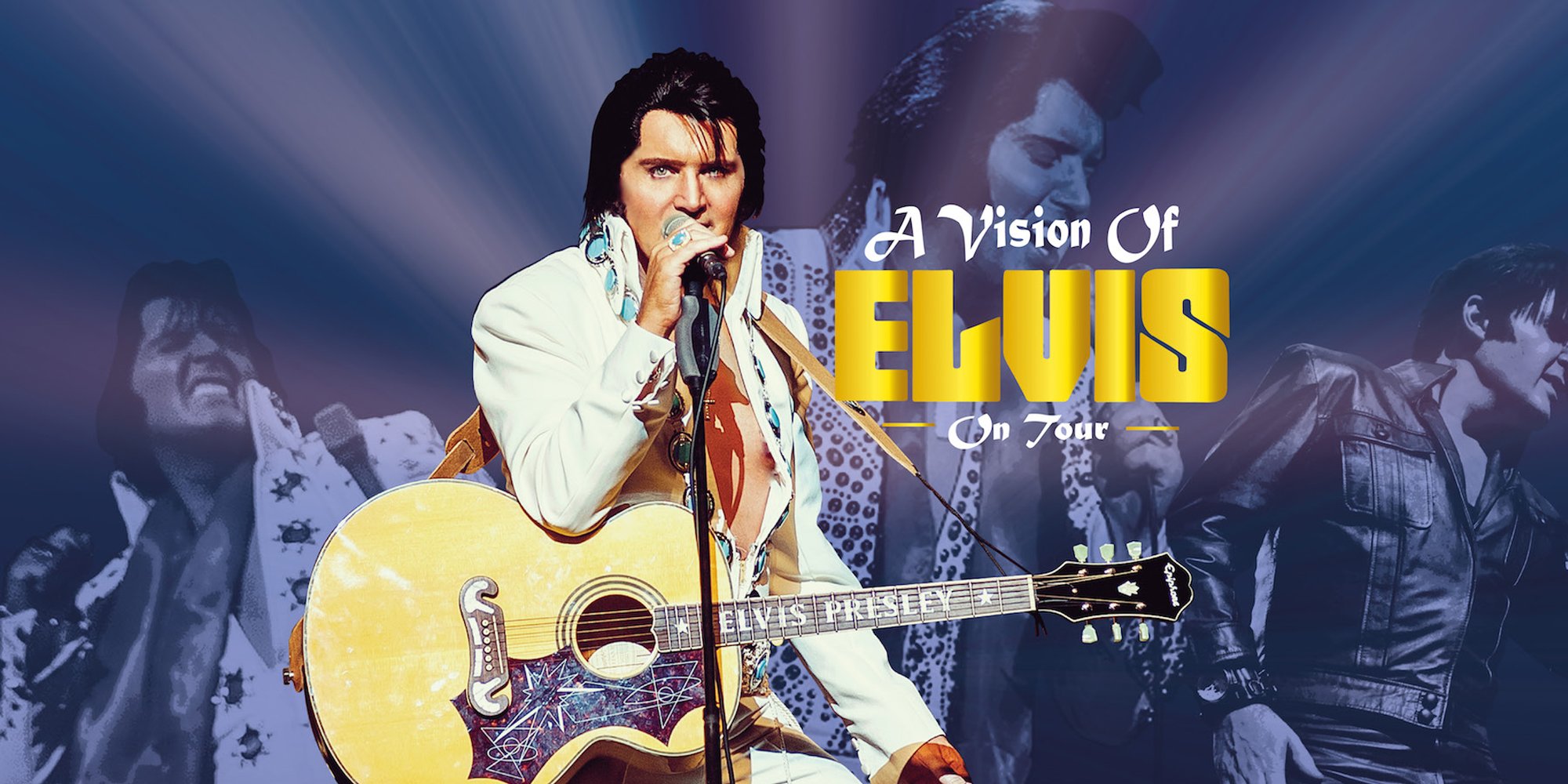 Rob Kingsley - A Vision Of ELVIS