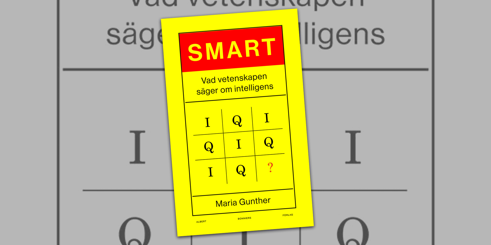 BOK: SMART - OM INTELLIGENS