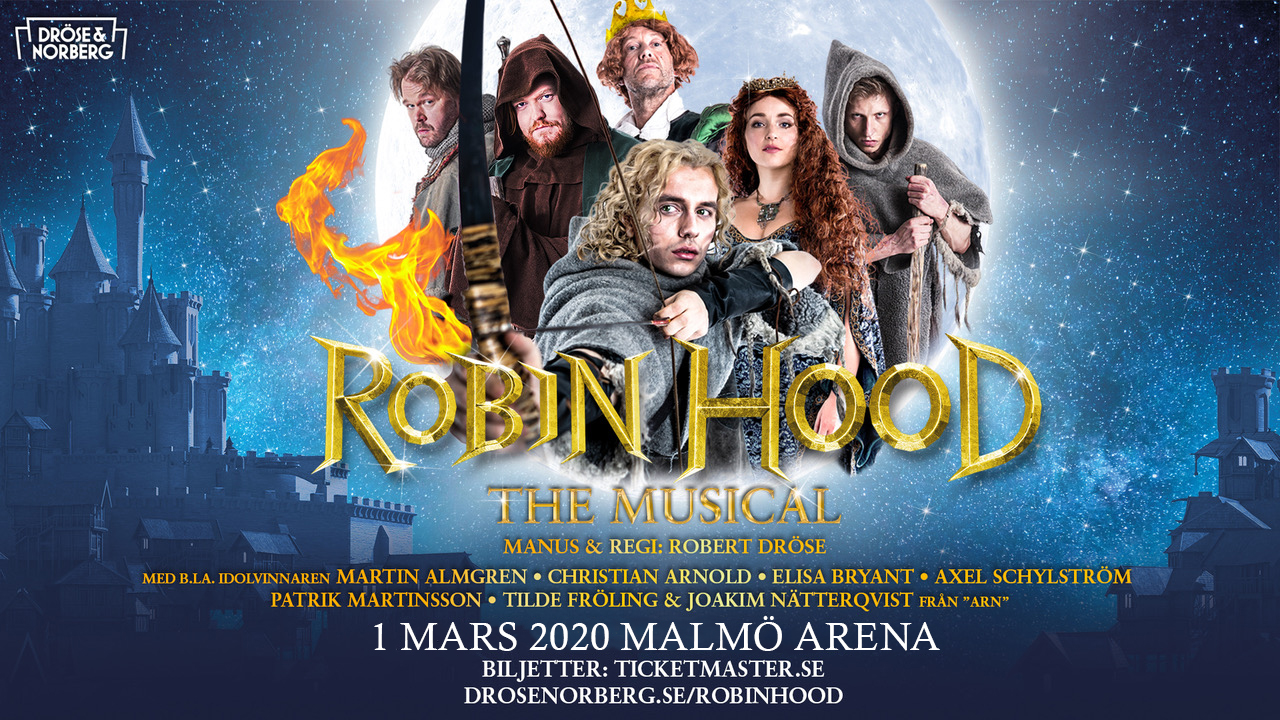 Robin Hood -The Musical